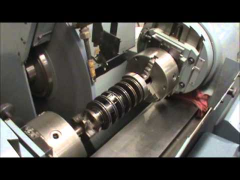 Outboard Engine Repair How To Rebuild A Crankshaft Prt 4 By Youtube