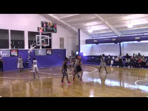 Arkansas Baptist College Lady Buffaloes vs Baton Rouge College Part 2