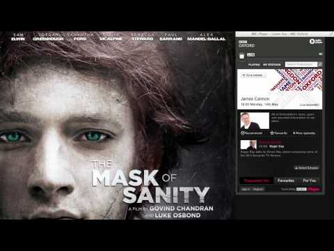 The Mask of Sanity Interview at BBC Oxford