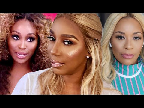 NENE LEAKES & Cynthia Bailey Finally Have A DRAMATIC Meeting Filmed In New #RHOA F00TAGE (VIDEO)