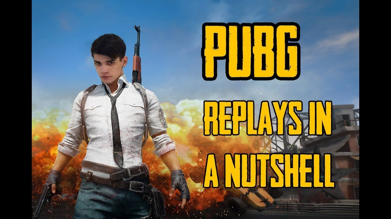How To Save Pubg Replay As Video