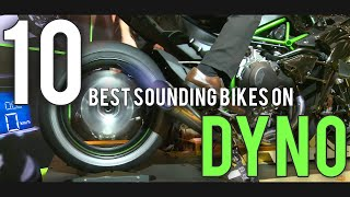 10 Best Sounding Bikes on Dyno (Motorcycles)