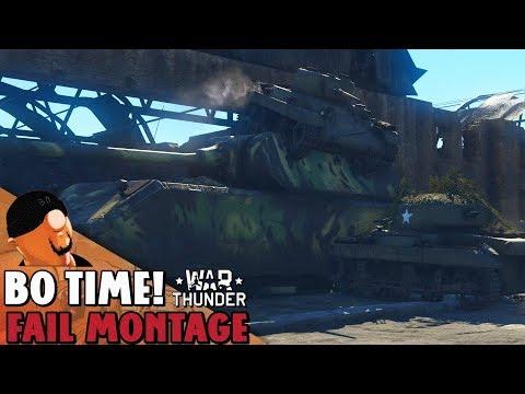 War Thunder - Fail Montage #66