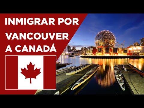Cómo inmigrar a Vancouver y BC - Programa Provincial (British Columbia)