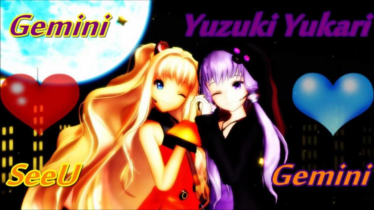 Vocaloid Yukari And Seeu