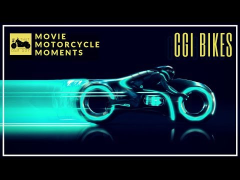 T.O.G. Movie Motorcycle Moments #4 | Memorable CGI cycle creations