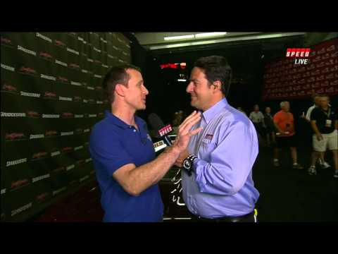 Barrett Jackson Nova Eric Interview