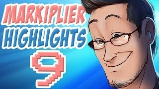 Markiplier Highlights #9: CLASSICS, SCREAMING, AND BUTT-BEATS