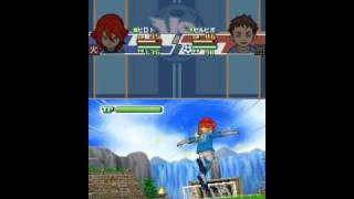 Inazuma Japan vs. The Empire (Inazuma Eleven 3 Sekai e no Chousen - The Ogre)