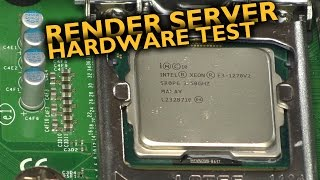 Fixed S1200BTS & Xeon E3-1270V2 - first test!