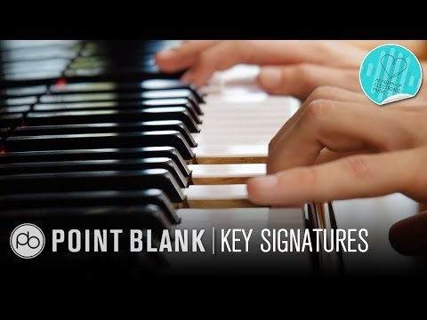Electronic Music Composition Hangout #1: Key Signatures and Scales