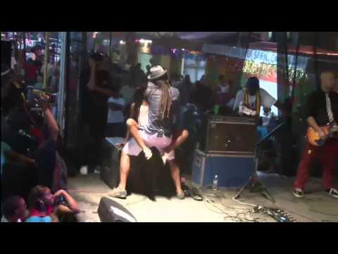 Kes The Band Live ST Thomas Carnival 2014
