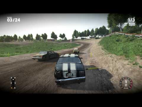 Next Car Game - Random Gravel Races |