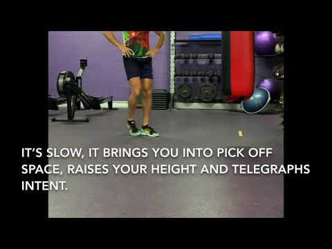 (Sport) Karate kick prep and recovery dril