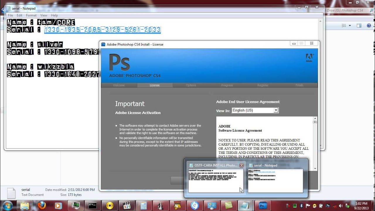 download adobe photoshop cs3 extended version full + crack