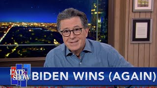 The Election Is Finally Over: SCOTUS Rejects GOP Suit, Biden's Win Certified By Electoral College
