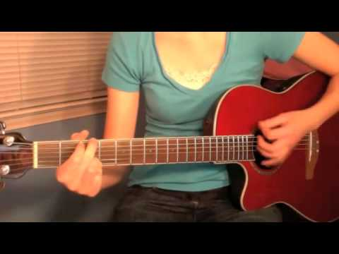 Buddy Holly- Rave On Acoustic Cover - YouTube
