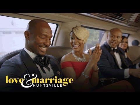 """First Look: """"10th Anniversary or Bust""""   Love and Marriage: Huntsville   Oprah Winfrey Network"""