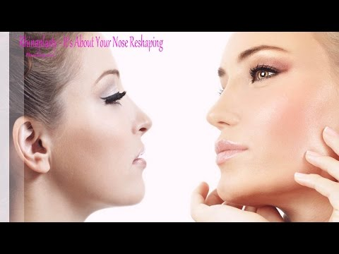 Aesthetic Nose Job Surgery - Top Rhinoplasty in Istanbul Turkey