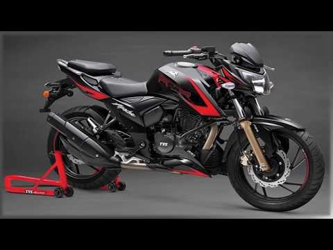 Tvs apache rtr 200 4v 2.0 race edition 2018 | brief details