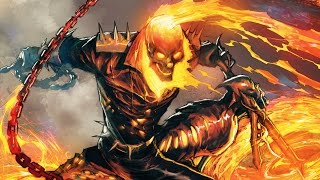 Ghost Rider : Johnny Blaze Tribute [God's Gonna Cut You Down]