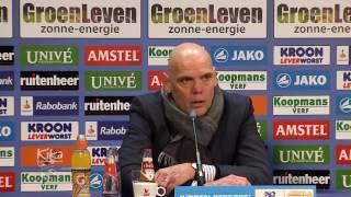 Video Gol Pertandingan SC Heerenveen vs Go Ahead Eagles