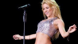 "Shakira ""OJOS ASI""  EN VIVO HD {Miros Mar}¸.•*¨*• ♪♫"