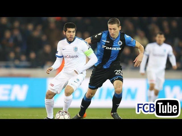 2017-2018 - Jupiler Pro League - 27. Club Brugge - Racing Genk 2-2