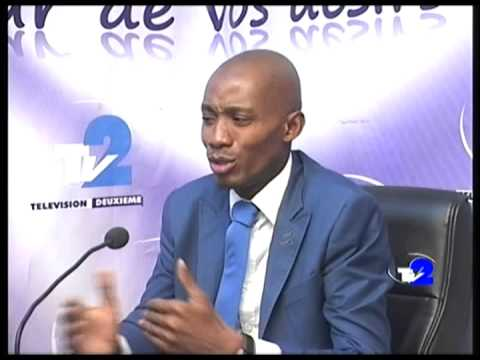 Louis LAWSON  Marché au Togo  TV2
