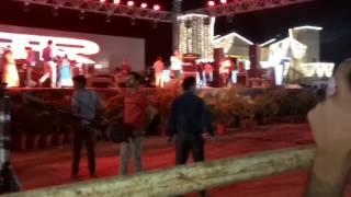 Live Performance @@Raftaar (Singar) Arrived at TIT College  Bhopal. (M.P)