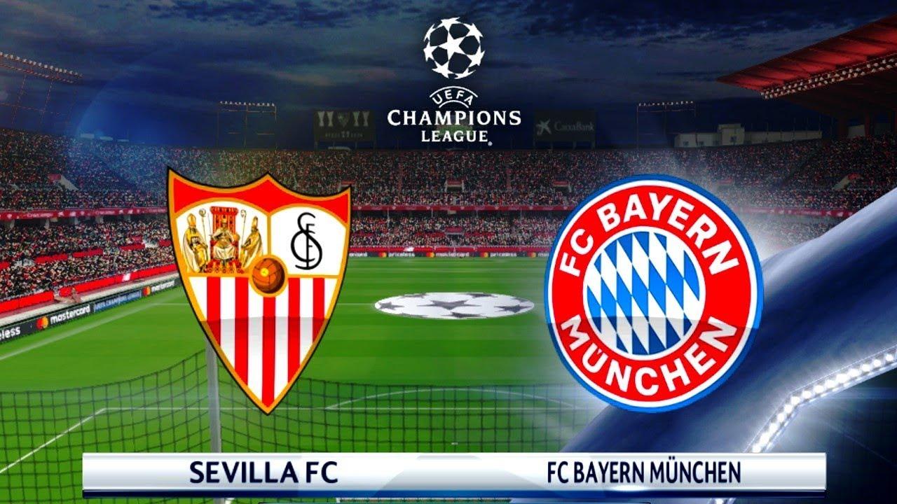 """""""Sevilla vs Bayern Munchen""""的图片搜索结果"""