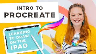 Intro to Procreate :: Learning to Draw on the iPad