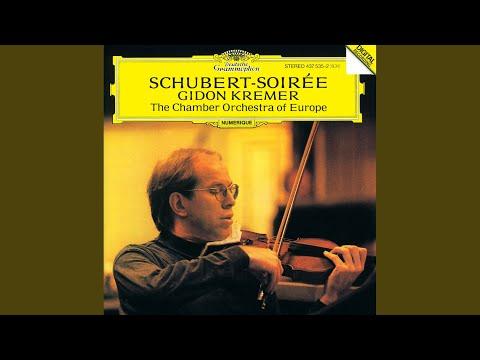 Schubert: 5 German Dances, D.89 (D.90) - Arranged For 7 Trios And 1 Coda For String Quartett -...