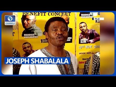 Ladysmith Black Mambazo Founder Dies