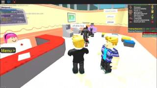 Roblox giveaway/helping my friend dino part2
