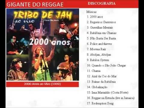 JAH ANOS 2000 BAIXAR TRIBO DE