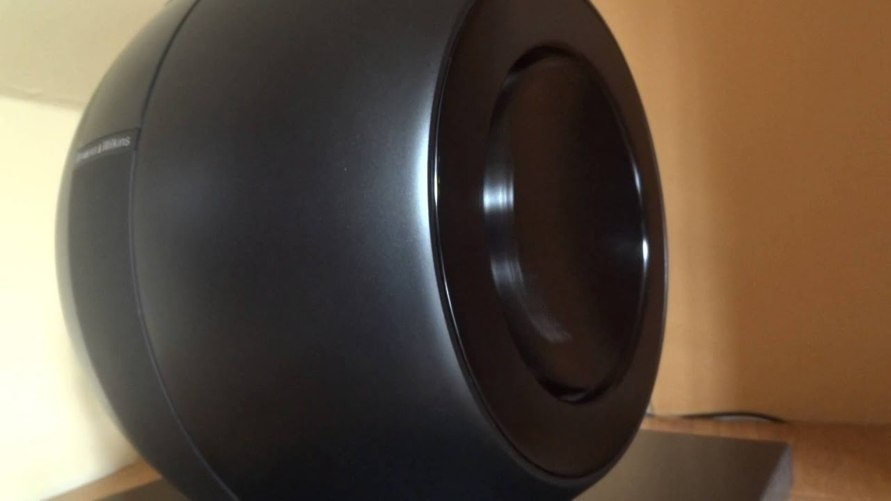 bowers and wilkins subwoofer. bowers and wilkins subwoofer