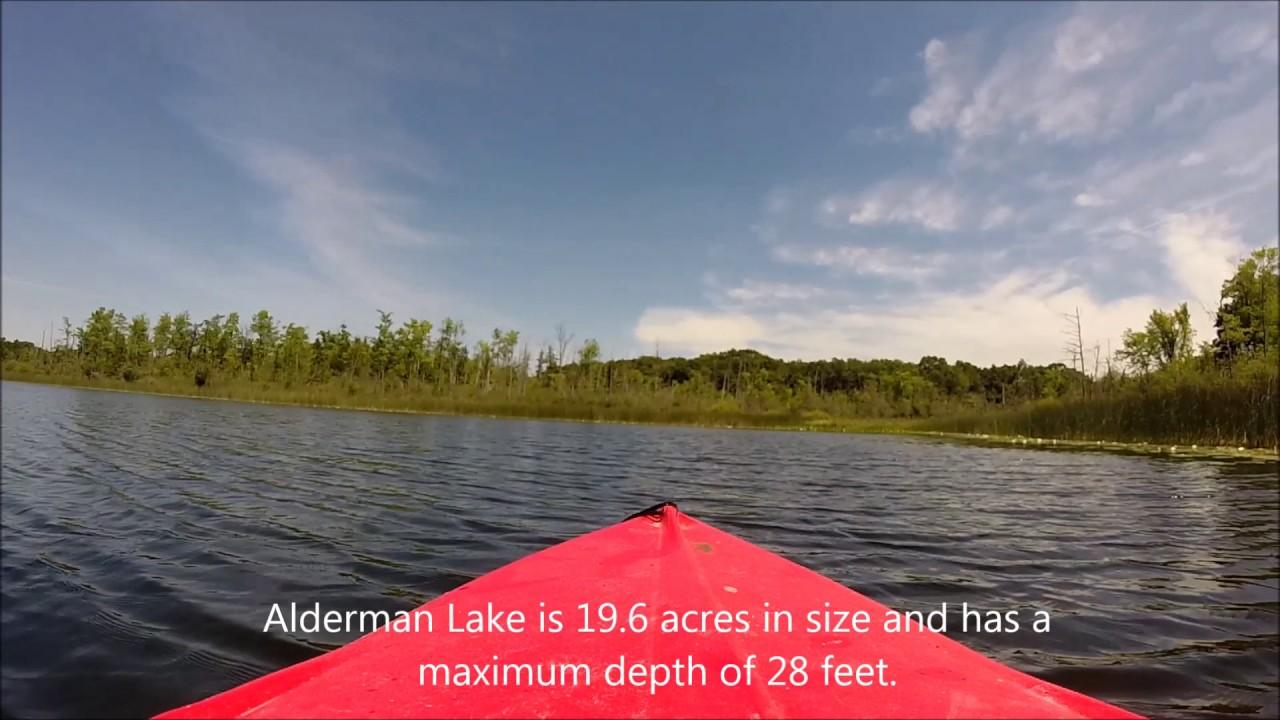 Michigan oakland county highland - Kayaking Aldterman Lake White Lake Highland Mi Oakland County