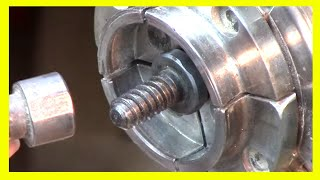 Using a Woodworm Screw for Wood Turning