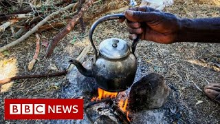 Eritrea refugees in Ethiopia 'run out of food' - BBC News