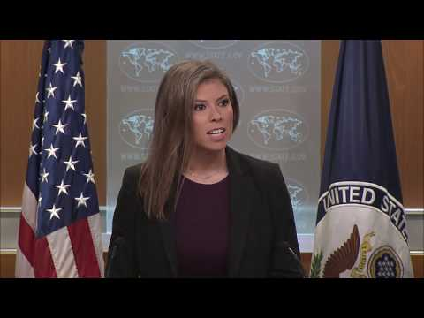 Department Press Briefing with Department of Defense Amber Smith - February 6, 2018