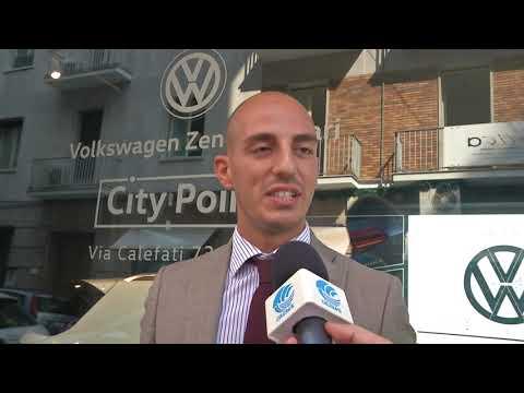 Bari, ecco il Volkswagen City Point