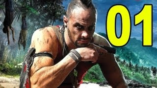 Far Cry 3 - Part 1 - Hostage (Let