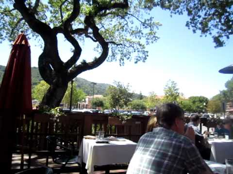 California weekend 03 - Los Gatos California Cafe