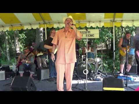 Watermelon Slim @ the North Mississippi Hill Country Picnic (2016)