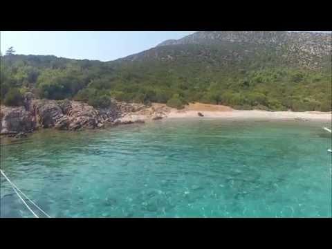 Bodrum Günlük Gezi Günü Birlik Tekne Yat Turu & Mavi Yolculuk - Daily Weekly Boat Trip