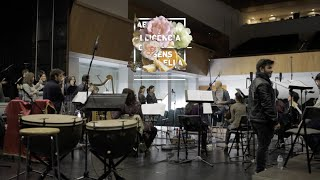 """Música Trobada - Making of """"Ab llicència o sens ella"""""""