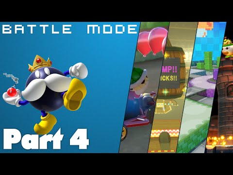 Mario Kart 9 - Ideas & Predictions - Part 4 (Battle Mode)