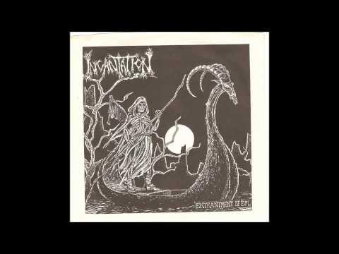 INCANTATION- Entrantment Of Evil EP1990[FULL EP]