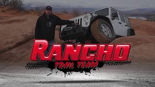 The Rancho Trail team reviews the adjustable Rancho control arms